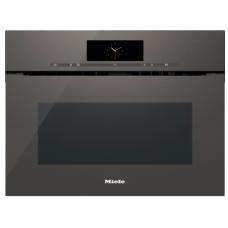 Духовой шкаф с СВЧ H6800BMX GRGR графитовый серый