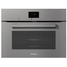 Духовой шкаф с СВЧ H7640BM GRGR графитовый серый