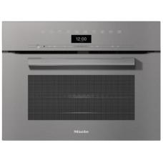 Духовой шкаф с СВЧ H7440BM GRGR графитовый серый